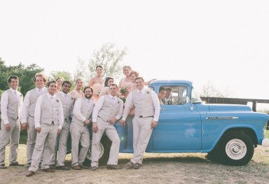 Aubrey & Boone – Ranch Wedding in Leander, TX